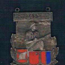 Medallas históricas: SCHUTZEN-BUND INNERSCHWYZ. Lote 47538816