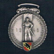 Medallas históricas: BERN KANT SCHIESSEN BIELTIRCANT BERNOIS BIENNEBERN 1948. Lote 47554736