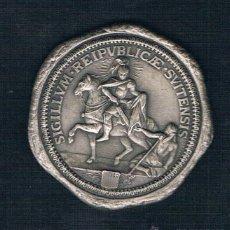 Medallas históricas: SIGILLVM REIPVBLICAE SVITENSIS. Lote 47556201