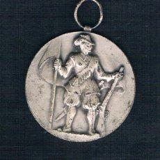 Medallas históricas: SOLDADO CON BANDERA. Lote 47574111