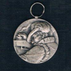 Medallas históricas: HOMBRE APUNTANDO CON ESCOPETA. Lote 47577443