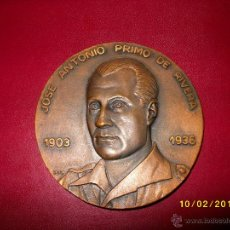 Medaglie storiche: JOSE ANTONIO PRIMO DE RIVERA 1903-1936 MEDALLA. Lote 47677208
