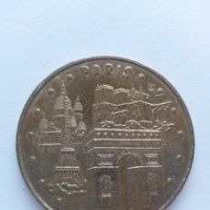 Medallas históricas: MONEDA CONMEMORATIVA HISTORICA FRANCESA ,MONNAIE DE PARIS 2006 DE 3,4 CMS DE DIAMETRO. Lote 47755054