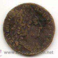 Medallas históricas: FRANCIA. JETTON DEL SIGLO XVIII. Lote 47925390