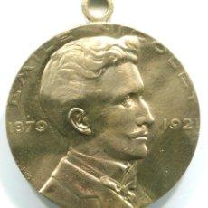 Medallas históricas: SUIZA. MEDALLA HOMENAJE A EMILE NICOLET. 1879-1921. Lote 48001780