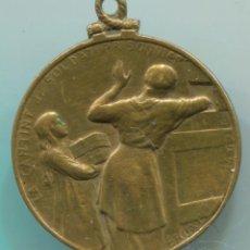 Medallas históricas: BELGICA. MEDALLA HOMENAJE A LAS AYUDAS A LOS SOLDADOS PRISIONEROS (1914-1918). Lote 48034001