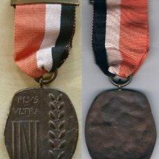 Medallas históricas: MEDALLA INSTITUTO NACIONAL DE INDUSTRIA I.N.I.. Lote 48164601