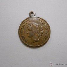 Medallas históricas: MEDALLA MONEDA REPUBLIQUE FRANCAISE.. Lote 50559900