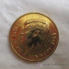 Medallas históricas: PRESIDENTE JOHN F. KENNEDY. Lote 52317952