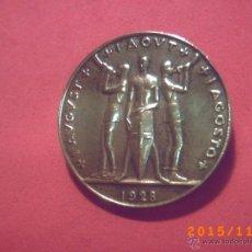 Medallas históricas: ANTIGUA MEDALLA CONMEMORATIVA PRO PATRIA SUIZA - I AGOSTO - AÑO 1928 - BRONCE -. Lote 52876933