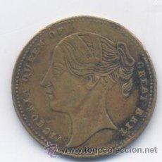 Medallas históricas: MEDALLA-INGLATERRA/GRAN BRETANIA-VICTORIA QUEEN OF GREAT BRIT. Lote 52896147