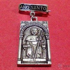Medallas históricas: MEDALLA AÑO SANTO COMPOSTELANO 1971. Lote 53181996