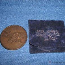 Medallas históricas: MEDALLA EN SU FUNDA ORIGINAL CONMEMORATIVA DE LOS 150 AÑOS DE MINISTERIO DE FOMENTO 1851/2001. Lote 53399465