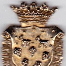 Medallas históricas: CABRA- CORDOBA - HERALDICA DE LA PROVINCIA DE CORDOBA. Lote 53760012
