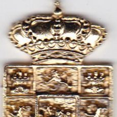 Medallas históricas: CORDOBA - DIPUTACION PROVINCIAL - HERALDICA DE LA PROVINCIA DE CORDOBA. Lote 117085620