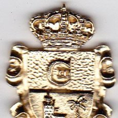 Medallas históricas: FUENTE PALMERA - CORDOBA - HERALDICA DE LA PROVINCIA DE CORDOBA. Lote 53761001