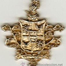 Medallas históricas: HINOJOSA DEL DUQUE - CORDOBA - HERALDICA DE LA PROVINCIA DE CORDOBA. Lote 53761351