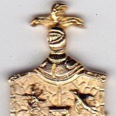 Medallas históricas: VILLANUEVA DEL DUQUE - CORDOBA - HERALDICA DE LA PROVINCIA DE CORDOBA. Lote 53762294