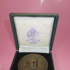 Medallas históricas: MEDALLÓN-EXP.ANTOLÓGICA-XESÚS CORREDOIRA(1887/1939)-1979-60 MM.D-5 MM.G-112 GRAMOS-CAJA-PERFECTA-. Lote 53991190