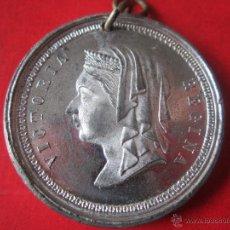 Medallas históricas: INGLATERRA. MEDALLA DE LA REINA VICTORIA 1887.. Lote 54872517