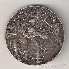 Medallas históricas: MEDALLA DE EUSEBI ARNAU DE LA FERIA-CONCURSO AGRÍCOLA HONOR AL TRABAJO. 1898. FIRMADA. MD5.. Lote 56126175
