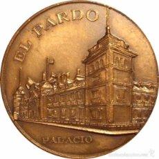 Medallas históricas: ESPAÑA. FRANCISCO FRANCO. MEDALLA III ANIVERSARIO 1.978. PALACIO DEL PARDO. Lote 56486642