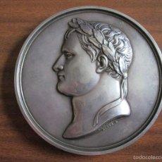 Medallas históricas: NAPOLEÓN I MEDALLA DE PLATA. Lote 57314454