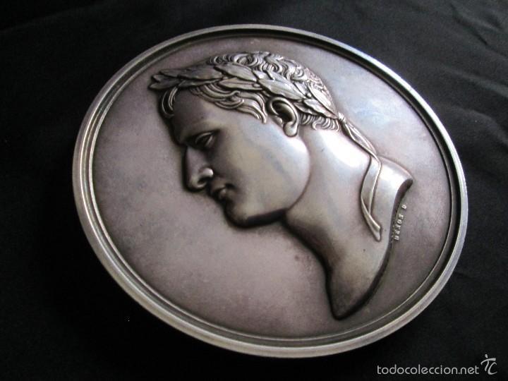 Medallas históricas: Napoleón I Medalla de plata - Foto 5 - 57314454