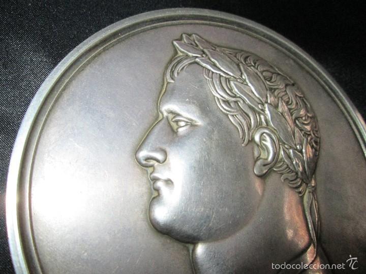 Medallas históricas: Napoleón I Medalla de plata - Foto 6 - 57314454
