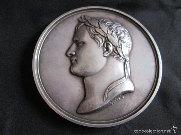 Medallas históricas: Napoleón I Medalla de plata - Foto 7 - 57314454