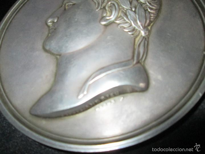 Medallas históricas: Napoleón I Medalla de plata - Foto 8 - 57314454