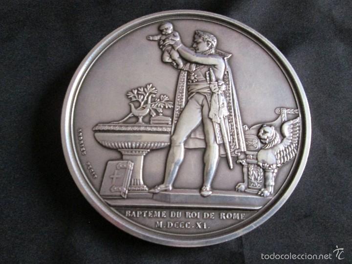 Medallas históricas: Napoleón I Medalla de plata - Foto 10 - 57314454