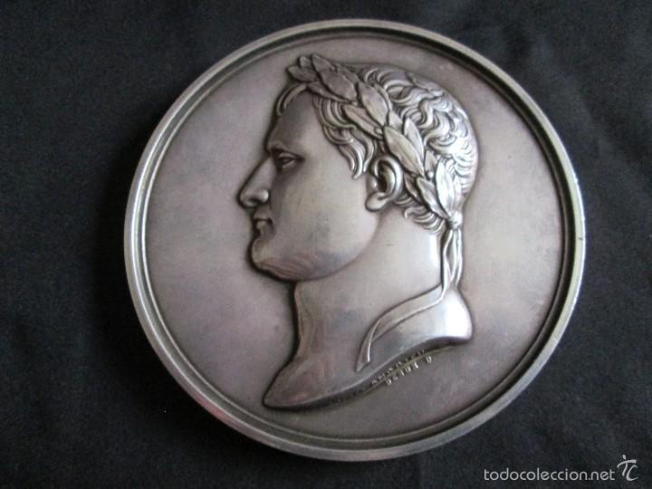 Medallas históricas: Napoleón I Medalla de plata - Foto 11 - 57314454