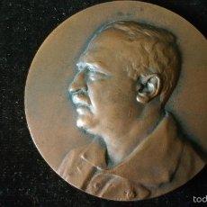 Medallas históricas: MEDALLA CONMEMORATIVA DEL SIMPOSIUN INTERNACIONAL DE VICENTE BLASCO IBAÑEZ. Lote 57396879