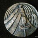 Medallas históricas: MEDALLA CONMEMORATIVA DE RADIO CASTELLON SER 50 ANIVERSARIO. Lote 57396887