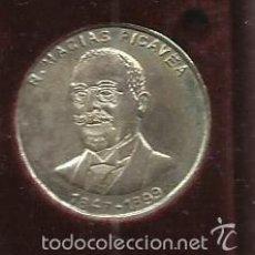 Medallas históricas: MEDALLA MONEDA DE PLATA 925/000 DE PERSONAJE DE VALLADOLID MACIAS PICAVEA DIAMETRO 22 MM.. Lote 57531795