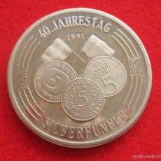 Medallas históricas: MEDALLA ALEMANA, ALEMANIA. Lote 57613680
