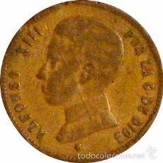 Medallas históricas: ESPAÑA. ALFONSO XIII. MEDALLA CONMEMORATIVA. Lote 60267547
