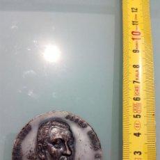 Medallas históricas: MEDALLA DEDICADA AL PRESIDENTE DE LA GENERALITAT JOSEP IRLA. Lote 60463307