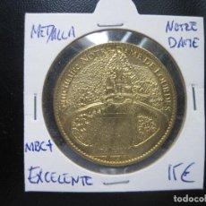 Medallas históricas: MEDALLA DE NOTRE DAM. Lote 61402811