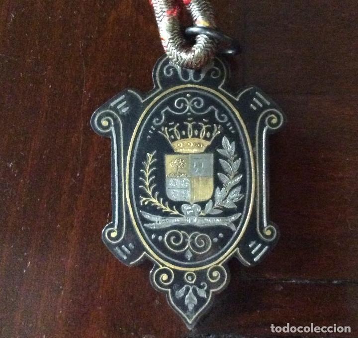 Medallas históricas: SOCIEDAD ECONOMICA ARAGONESA 1776. DE AMIGOS DEL PAIS. - Foto 2 - 62373196