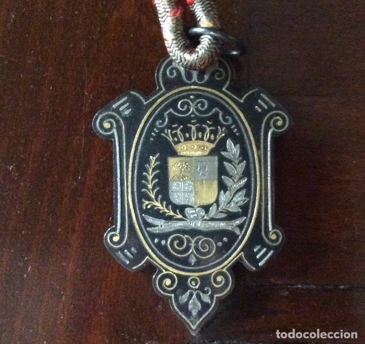 Medallas históricas: SOCIEDAD ECONOMICA ARAGONESA 1776. DE AMIGOS DEL PAIS. - Foto 4 - 62373196
