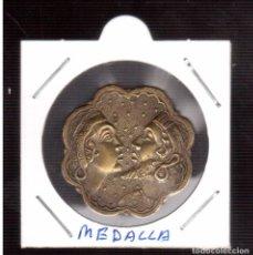 Medallas históricas: MEDALLA MORA . Lote 62634168