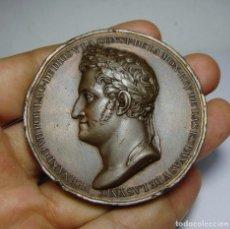 Medallas históricas: PRECIOSA Y ESCASA MEDALLA DE FERNANDO VII. RESTAURACIÓN DE LA CONSTITUCIÓN. 1820. BONITA PATINA.. Lote 65543086