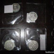 Medallas históricas: UNIDAD A 10 EUROS ACUÑACION VALENCIA MONEDA PLATA 800 ALICANTE DIPUTACION 1994 DOLORES COX CAMPELLO. Lote 67072054