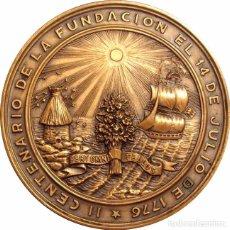 Medallas históricas: ESPAÑA. MEDALLA II CENTENARIO SOCIEDAD VALENCIANA DE AMIGOS DEL PAÍS. 1.976. Lote 69390701