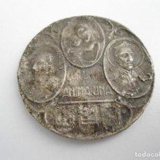 Medallas históricas: CONG B VIRG DEIGENMARIA - COR UNUM ET ANIMA UNA - ANTIGUA MEDALLA RELIGIOSA - RARA. Lote 69525725