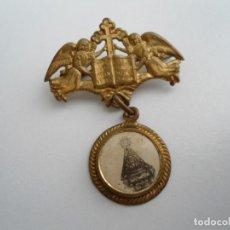 Medallas históricas: CHRISTUS IST MEIN LEBEN UND STERBEN IST MEIN GEWINN - CRISTO ES MI VIDA MORIR ES MI BENEFICIO - RARA. Lote 69547141