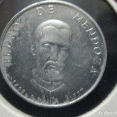 Medallas históricas: PEDRO DE MENDOZA ALUMINIO. Lote 70553097
