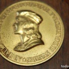 Medallas históricas: MEDALLA CONMEMORATIVA DE RAFAEL. Lote 72228655